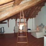 Alloggi Ferrara - Alloggio-agriturismo Torre Del Fondo - mansarda